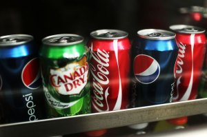 Soda Revenue Drops In U.S.